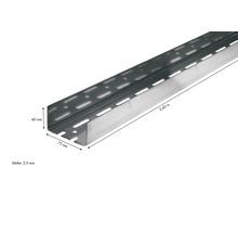 Knauf UA-Aussteifungsprofil 75 x 40 mm Länge: 2,60 m