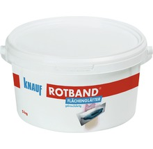 Rotband Flächenglätter KNAUF 5 kg