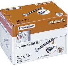 Fermacell Powerpanel H2O Schrauben 3,9 x 35 mm Pack = 500 Stück
