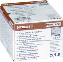 Powerpanel TE fermacell Schrauben 3,9x23 mm 500 Stück