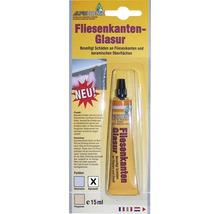 Fliesenkantenglasur AlpinChemie Alpinweiß 15 ml