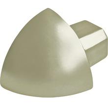 Eckstück Dural Durondell DRAE 100-T-Y Aluminium Titan 10 mm 2 Stück