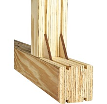Holzständerwerk fermacell Länge 2,60m