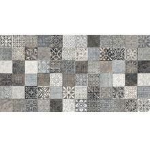 Feinsteinzeug Wandfliese Sahara Grau 31 x 62 cm