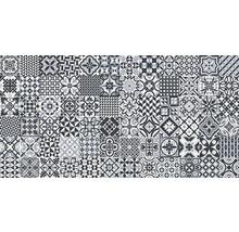 Feinsteinzeug Wand- und Bodenfliese Heritage black 32x62,5cm