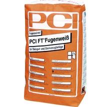 PCI FT Fugenweiss Fugenmörtel für Steingut- und Steinzeugbeläge weiss 5 kg