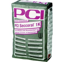 PCI Seccoral 1K Flexible Dichtschlämme zum Abdichten grau 3,5 kg