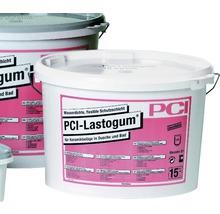 PCI Lastogum Wasserdichte flexible Schutzschicht unter Keramikbelägen in Dusche und Bad grau 15 kg