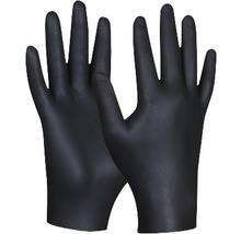 Einweghandschuh Black Nitril Gr. XL, 80er Pack