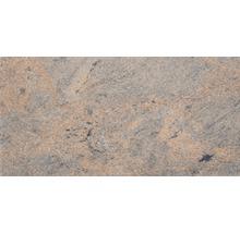 Granit Wand- und Bodenfliese Multicolor gebürstet 30,5 x 61 cm
