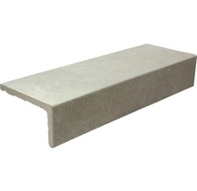 Steinzeug Längsschenkel Taurus Sand 31 x 10,5 cm