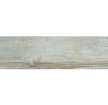 Feinsteinzeug Wand- und Bodenfliese Tribeca Innen aqua 20,2 x 66,2 cm